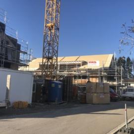 Neubau MFH Sonnhalden